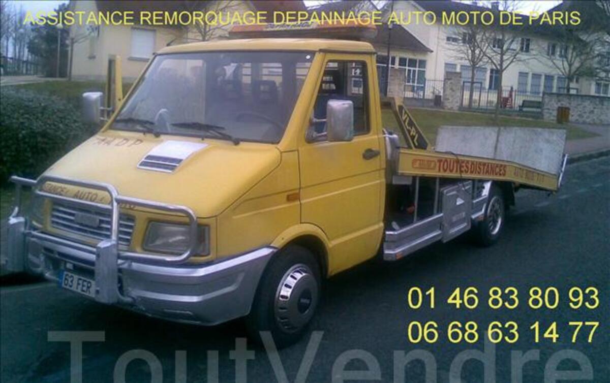 Assistance auto depannage de paris 06 68 63 14 77 382843
