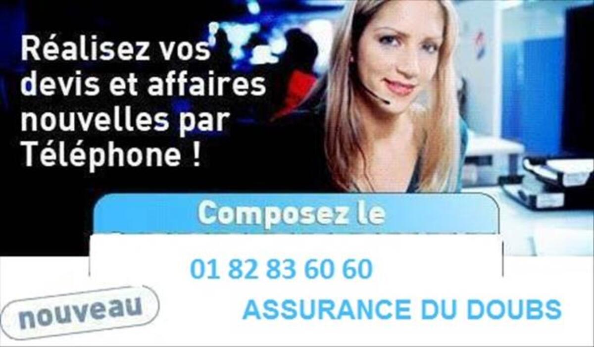 Assurance du doubs, Assurance malus resilie, sinistre.PARIS 97630806