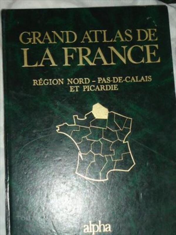 ATLAS région Nord - Pas de Calais - Picardie 77366518