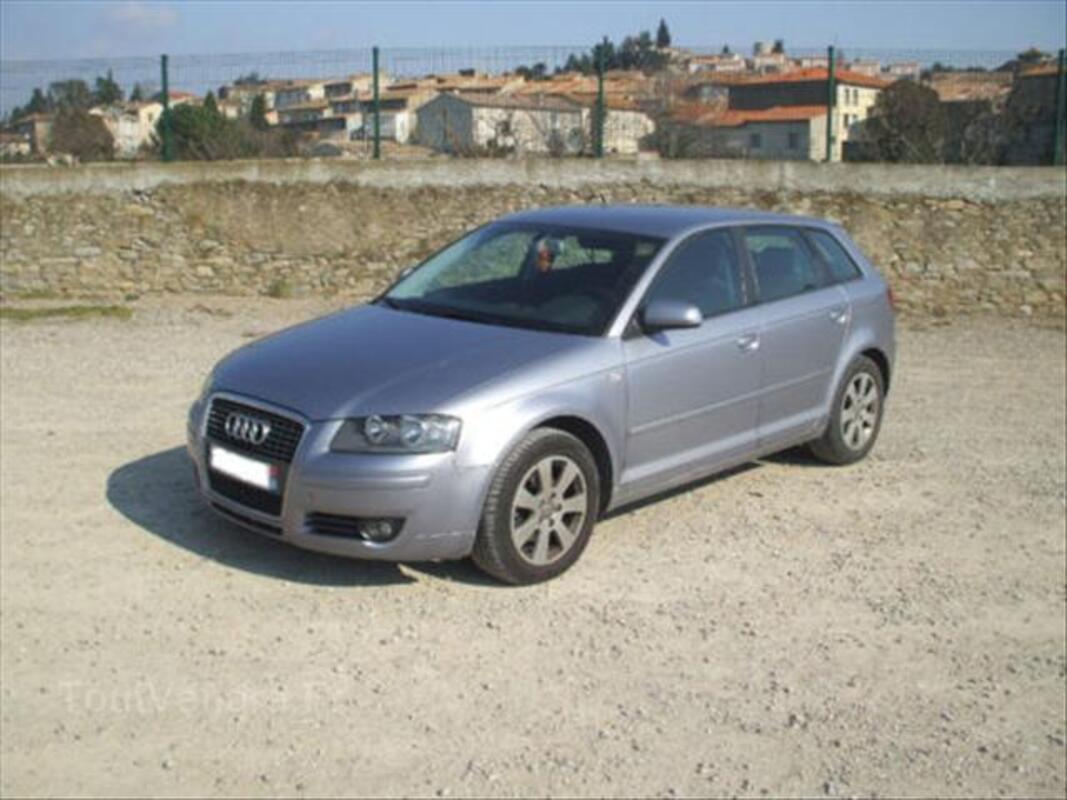 AUDI A3 Sportback, 1.9 TDI 105 de 2005 56510529