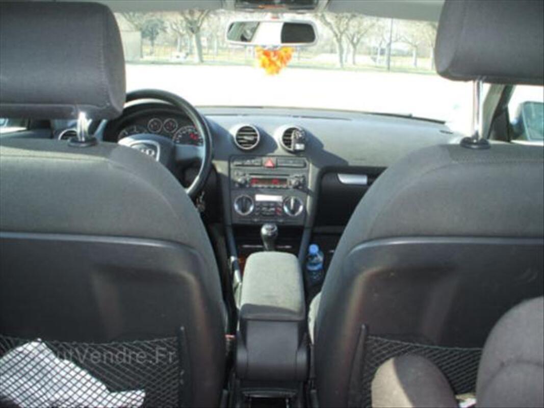 AUDI A3 Sportback, 1.9 TDI 105 de 2005 56510531