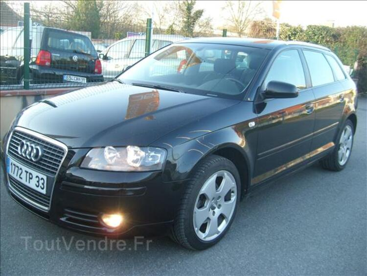 AUDI A3 SPORTBACK 2.0 TDI 140 AMBITION LUXE S TRONIC 32992489