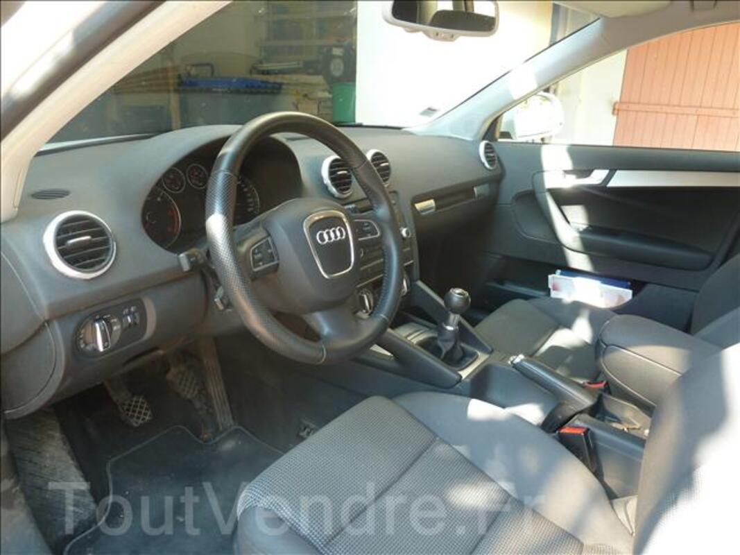 AUDI A3 Sportback 2.0 TDI 140Ch Ambition 2009 45370916