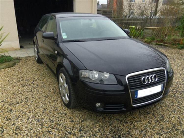 Audi A3 sportback ambition luxe 56252722
