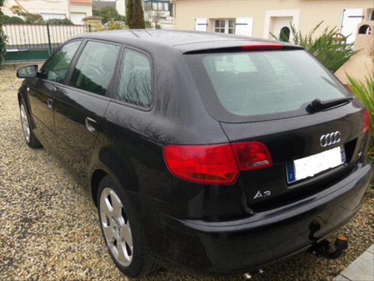 Audi A3 sportback ambition luxe 56252723