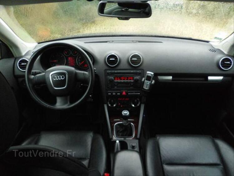 Audi A3 sportback ambition luxe 56252724