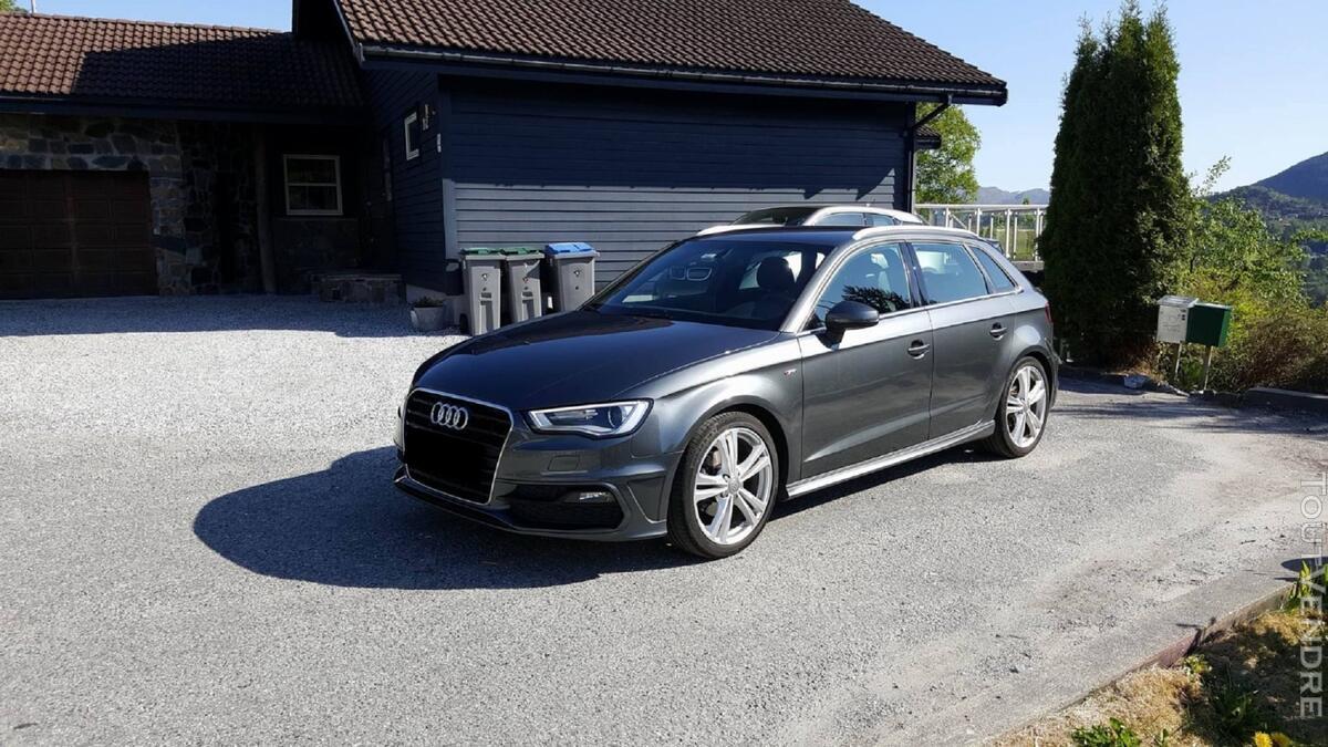 Audi A3 SportBack 141126792