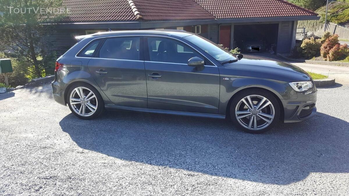 Audi A3 SportBack 141126793