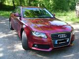 Audi a4 ambiente rouge volcan 143 ch 27000 km