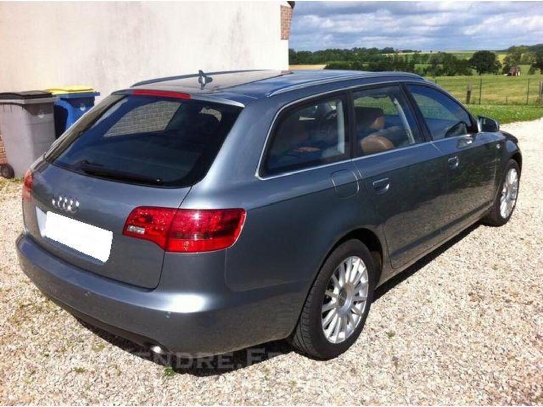 Audi A6 iii avant 3.0 tdi 233 dpf quattro ambition luxe tipt 76278341