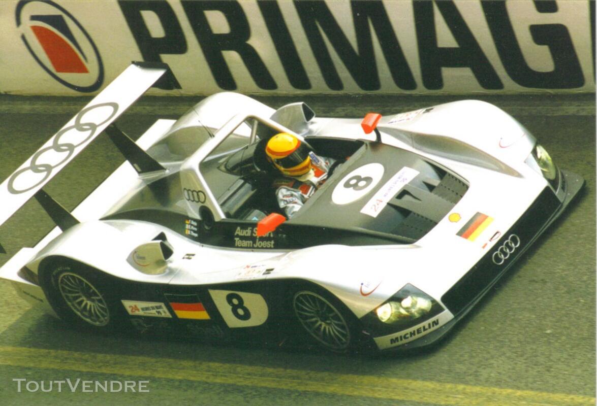 Audi R8R #8 Joest 24H du Mans 1999 Maisto 1/18 125740445