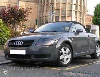 Audi TT - roadster- 2001