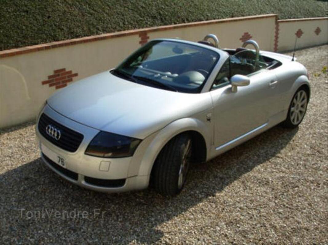 Audi TT série limitée base-ball 55886701