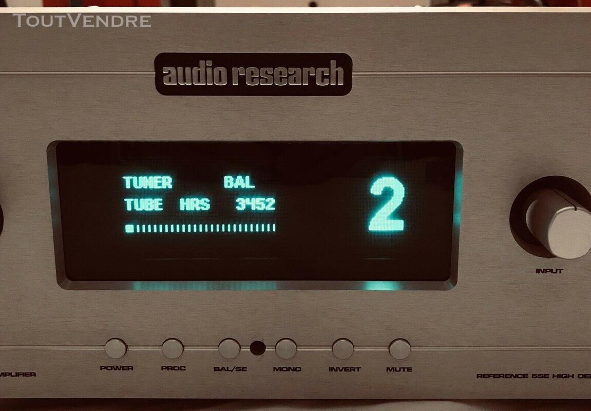 Audio Research 5SE 639781182