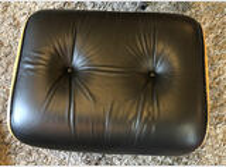 AUTHENTIC Herman Miller Eames Lounge - fauteuil et pouf
