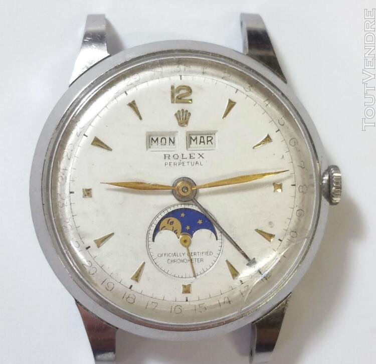 Authentique Rolex 8171 Grande Lune 301031863
