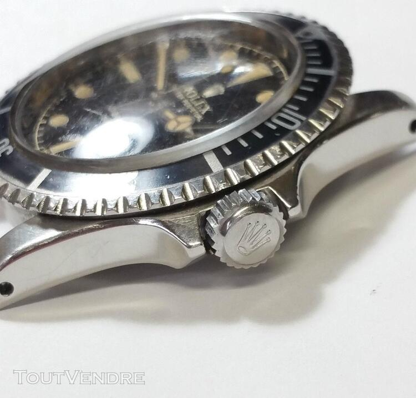 Authentique Rolex Submariner 1962 Genuine 5512 416956655