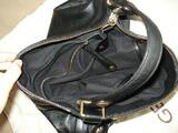 Authentique sac GERARD DAREL Midday Midnight cuir noir