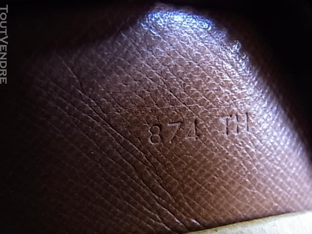 AUTHENTIQUE SAC LOUIS VUITTON 132704284