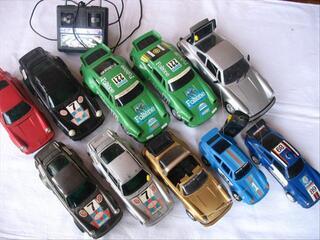 Auto miniature PORSCHE (1)