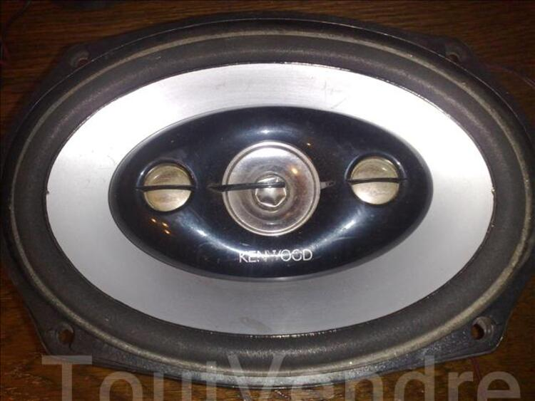 Auto radio JVC mp3 - hauts parleurs 22187943