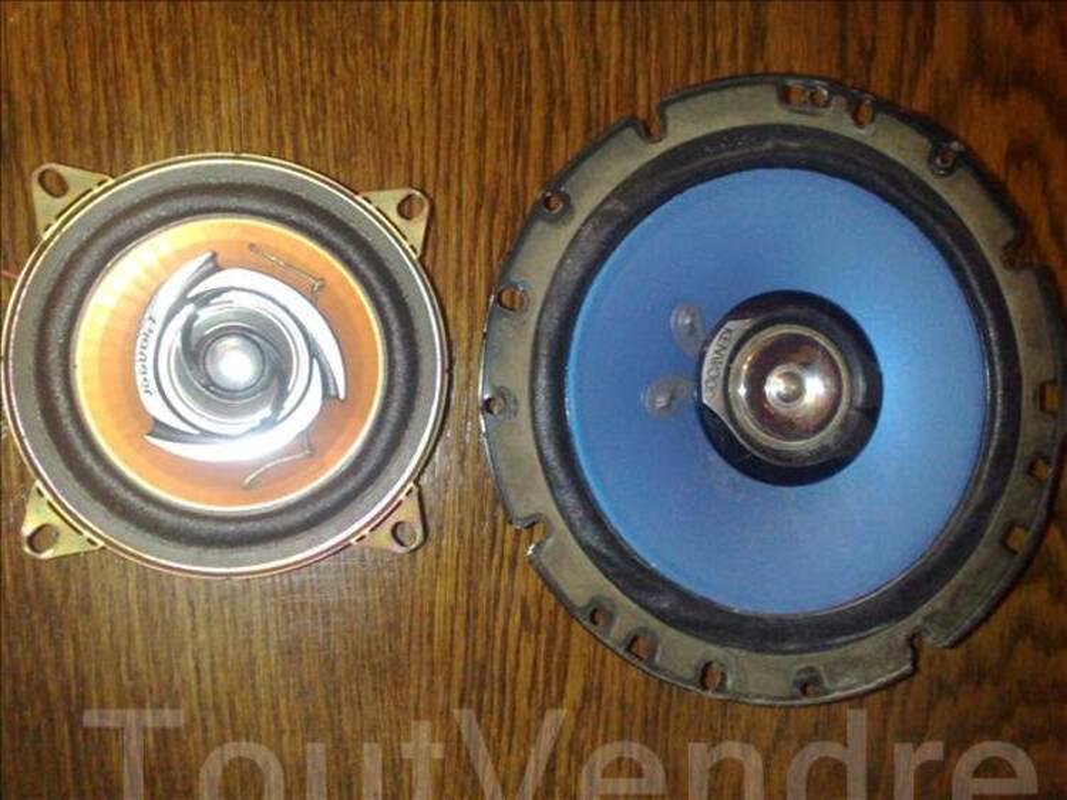 Auto radio JVC mp3 - hauts parleurs 22187976