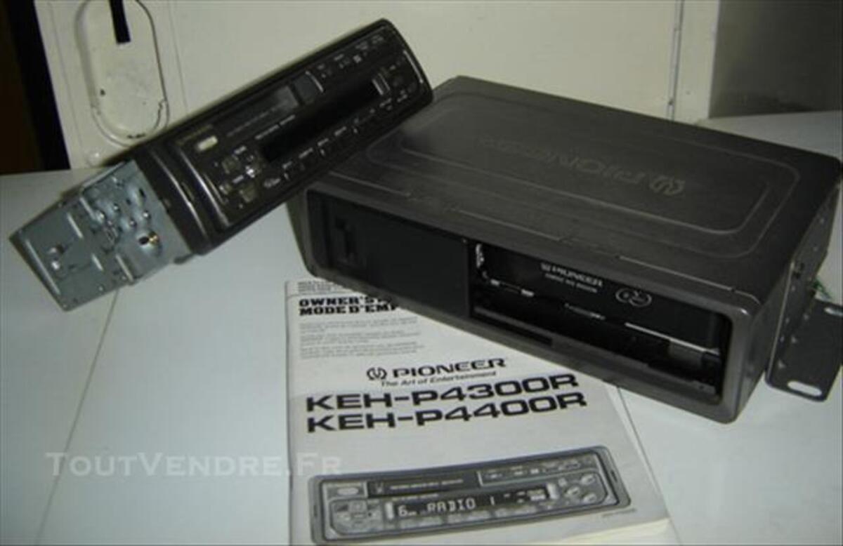 AUTO RADIO PIONEER 85960886