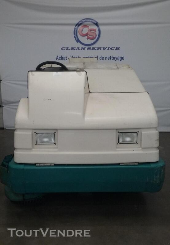 Autolaveuse TENNANT 7400 GROUPE CLEAN 294499133