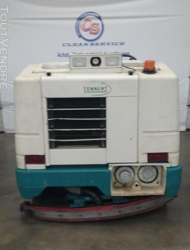 Autolaveuse TENNANT 7400 GROUPE CLEAN 294499136