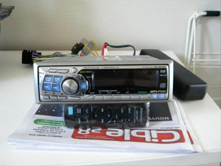 Autoradio Alpine 9812 73986624