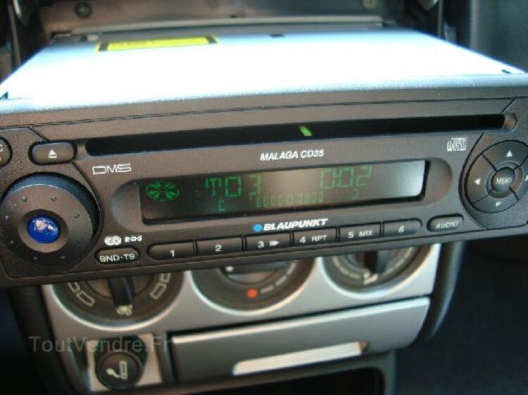 Autoradio Blaupunkt Malaga CD35 91254627