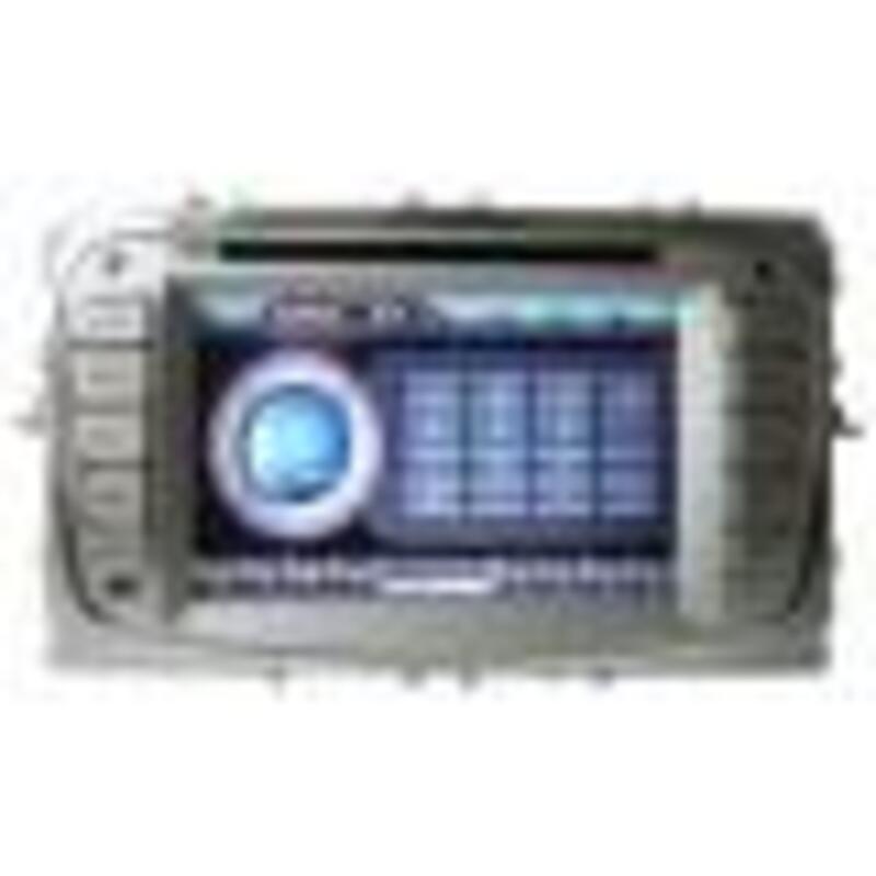 Autoradio gps FORD chargeur 6 cd bluetooth gestion radars 34592003
