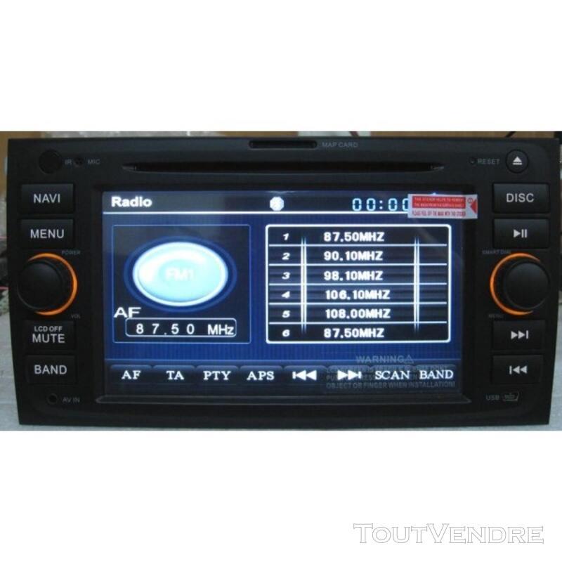 Autoradio GPS / TACTILE /TV /DVD /DivX pr Porsche Cayenne 125259526