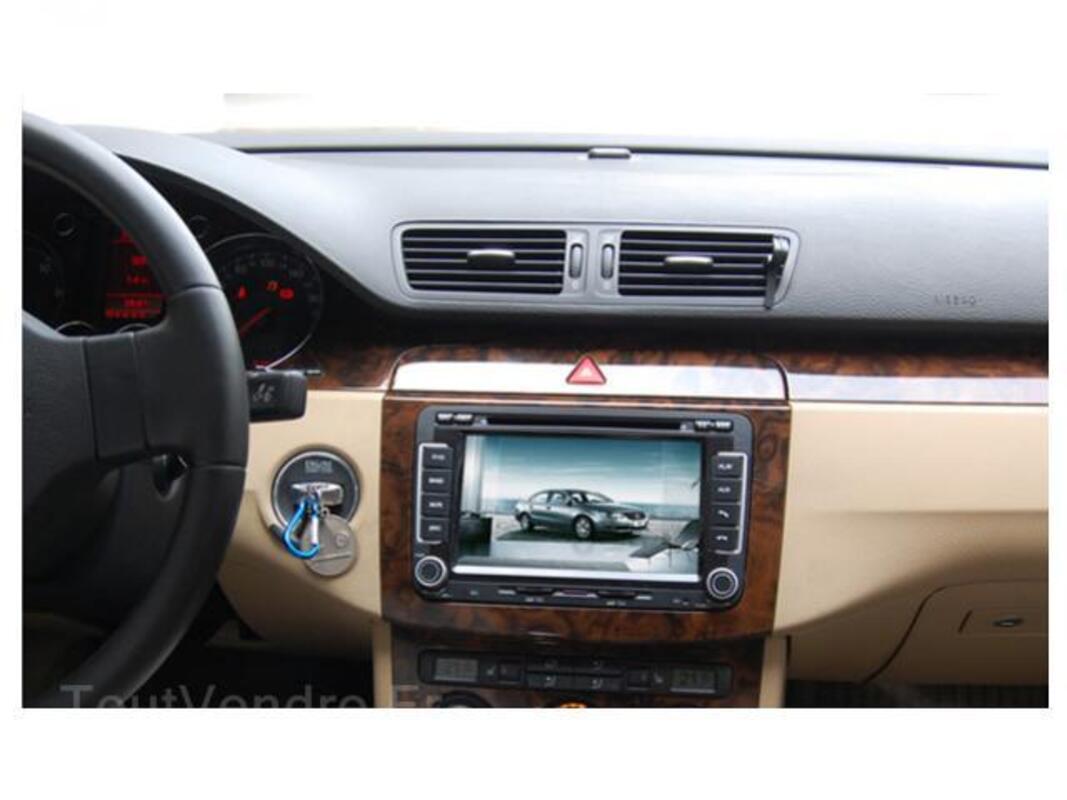 Autoradio gps Volkswagen SEAT SKODA bluetooth gestion radars 34591973
