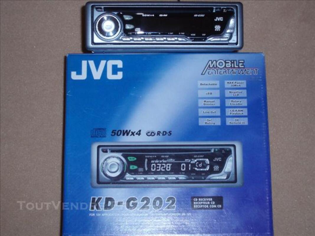 AUTORADIO JVC 73976345