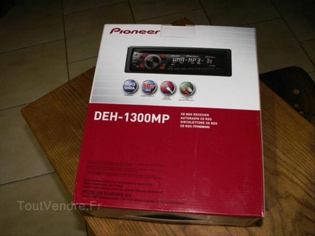 Autoradio Pioneer 55920779