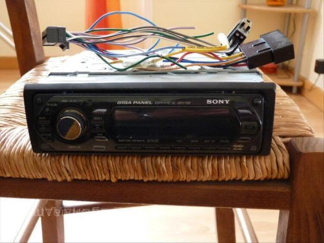 AUTORADIO SONY CD/MP3/LECTEUR NUMERIQUE 47858757