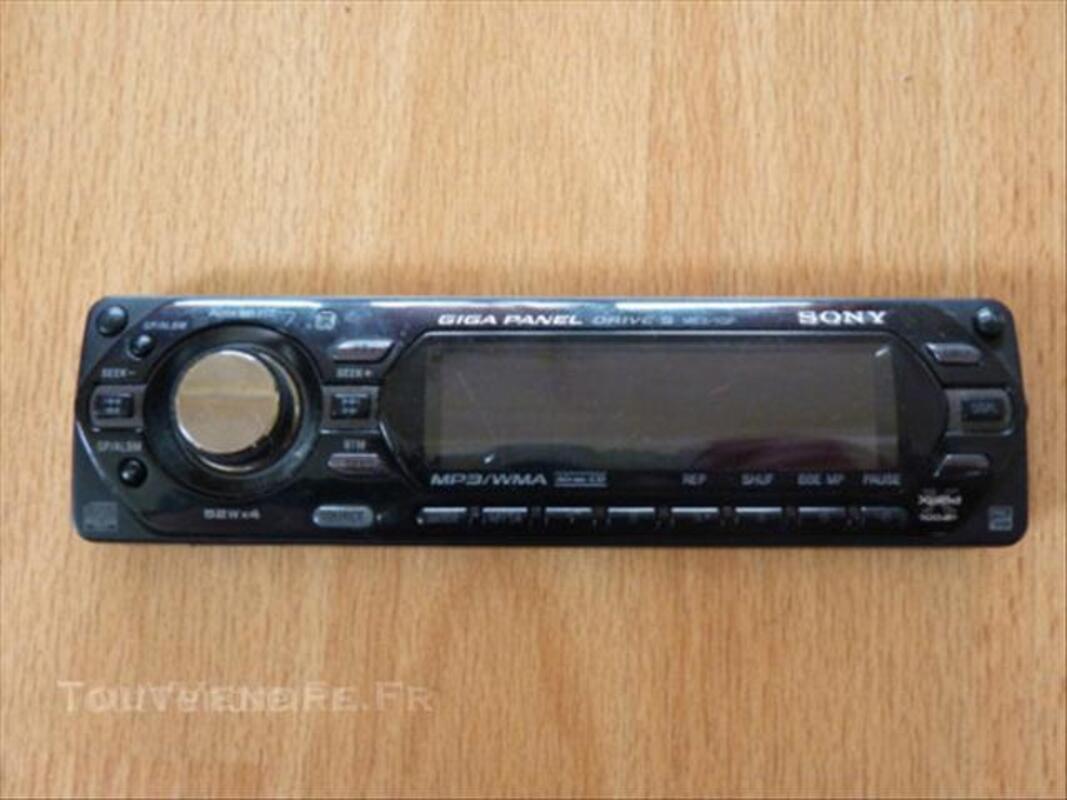 AUTORADIO SONY CD/MP3/LECTEUR NUMERIQUE 47858758