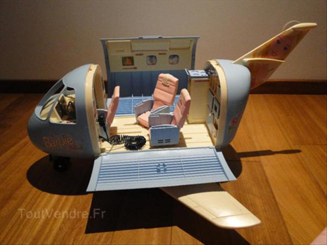 Avion Barbie 64632379