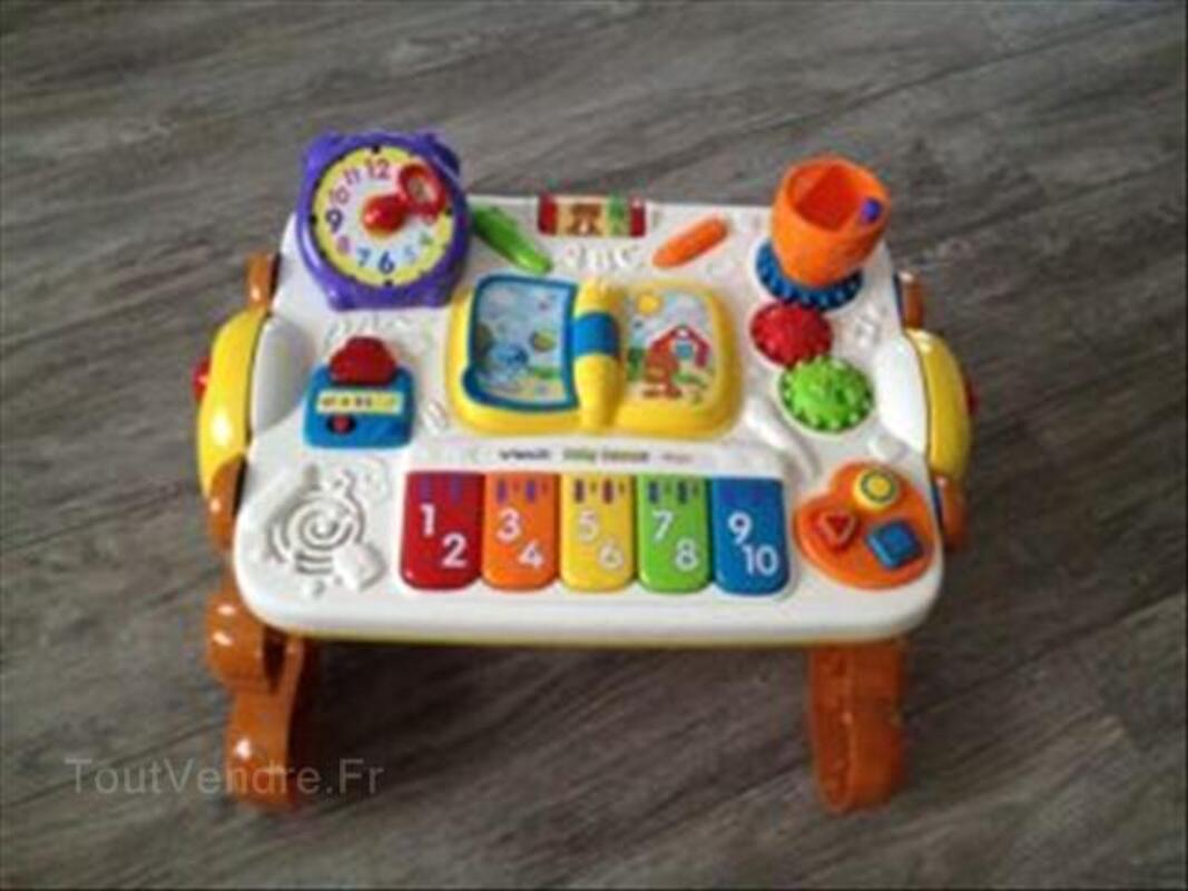 Baby bureau - Jeu éducatif bilingue VTECH 72608726
