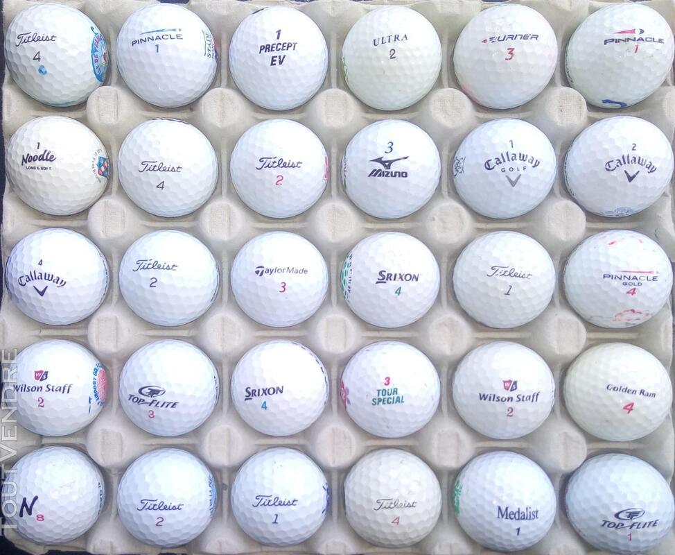 Balles Golf Logotées Clubs Golf Français,Etrangers & Compét 657148621