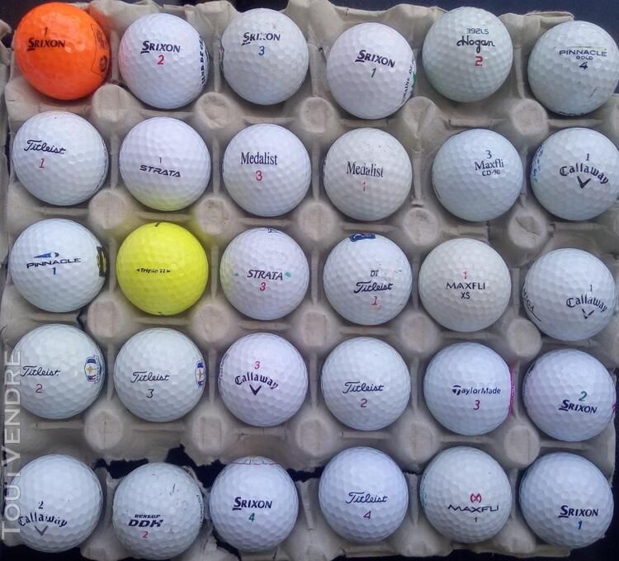 Balles Golf Logotées Clubs Golf Français,Etrangers & Compét 657148624