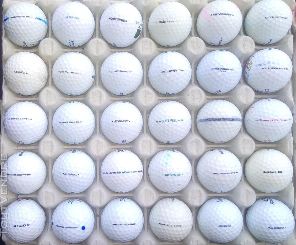 Balles Golf Logotées Clubs Golf Français,Etrangers & Compét 657148627