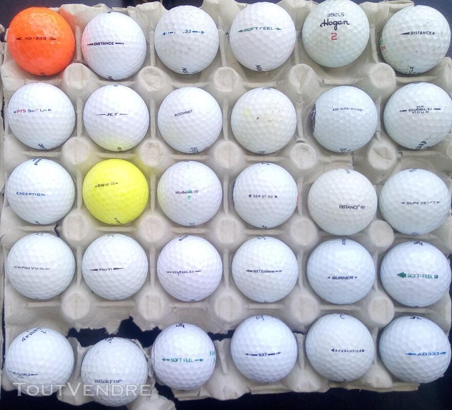 Balles Golf Logotées Clubs Golf Français,Etrangers & Compét 657148630