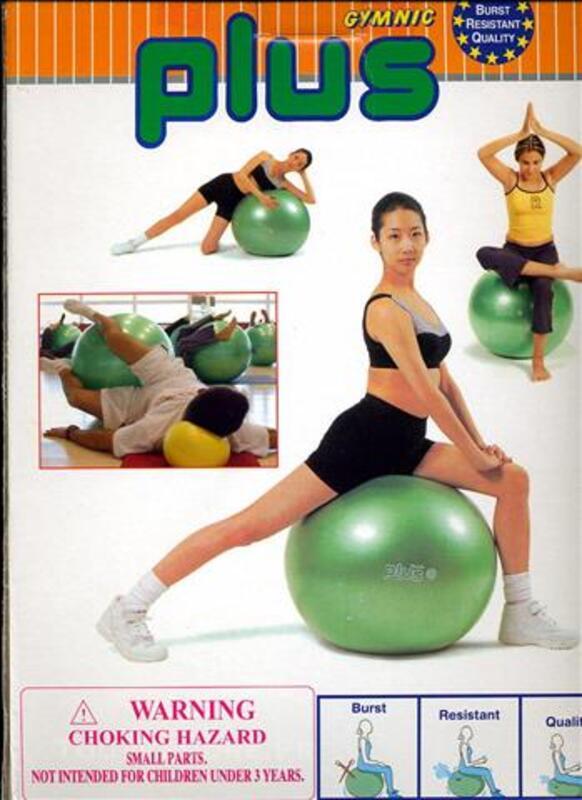 "Ballon médical "" Gymnic Plus "" 83566712"