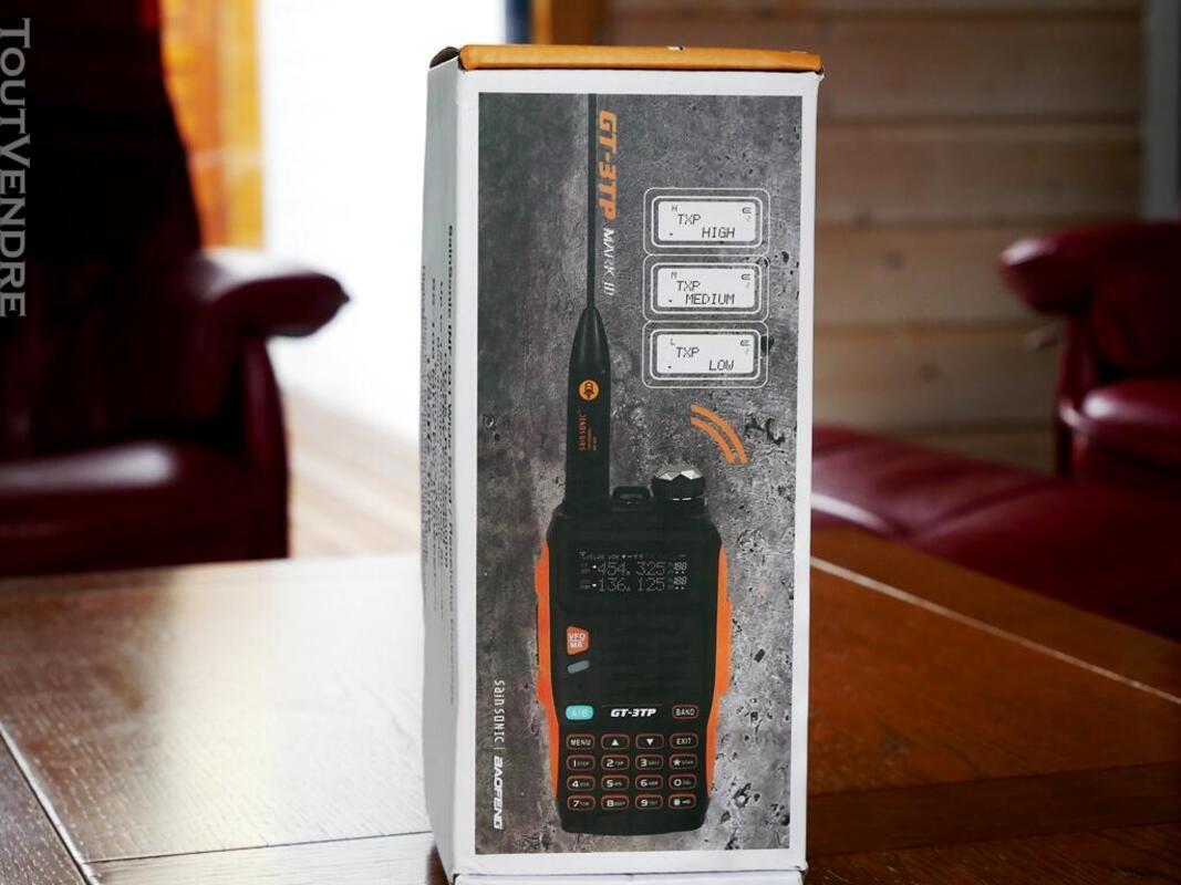 Baofeng GT-3 TP Mark III 8Watts 528210684