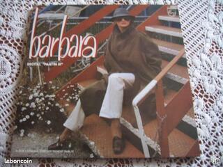 BARBARA RECITAL PANTIN 81 ALBUM 2 DISQUES