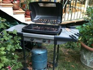 Barbecue campingaz ,servi 2 fois