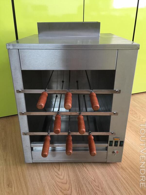 Barbecue pour rodizio Electrique 381752757