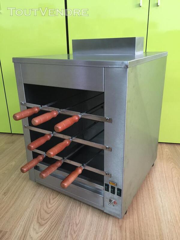 Barbecue pour rodizio Electrique 381752763